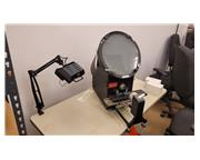 """12"""" Screen Micro-Vu 500 HP, 20X LENS, SOLD BY SPI OPTICAL COMPARATOR"""