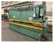 "160 Ton, Betenbender #160T-14, Hydraulic CNC press brake, 14' overall, 150"" between h"