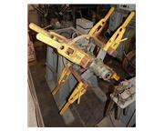 "2000 lb. Littell #20-12, motorized uncoiler, 12"" width, 48"" outside dimensions,"