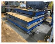 """96"""" x 96"""" Steel surface plate"""