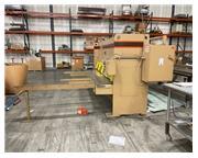 """2007 Standard Industrial, AS250-10, 10' x 1/4"""" Hydraulic Power Shear"""