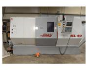 "HAAS SL-40T, Haas CNC Control, 40"" Swng, 15"" 3-Jaw Chk, 51"""