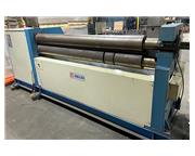 """Knuth, KRM-S 20/6, Asymentrical 83"""" Wide 3 Roll Bending Machine, 2015"""