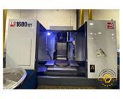HAAS EC-1600YZT 50 TAPER HORIZONTAL MACHINING CENTER NEW: 2013