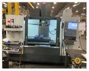 HAAS VM-3 CNC VERTICAL MACHINING CENTER NEW: 2016
